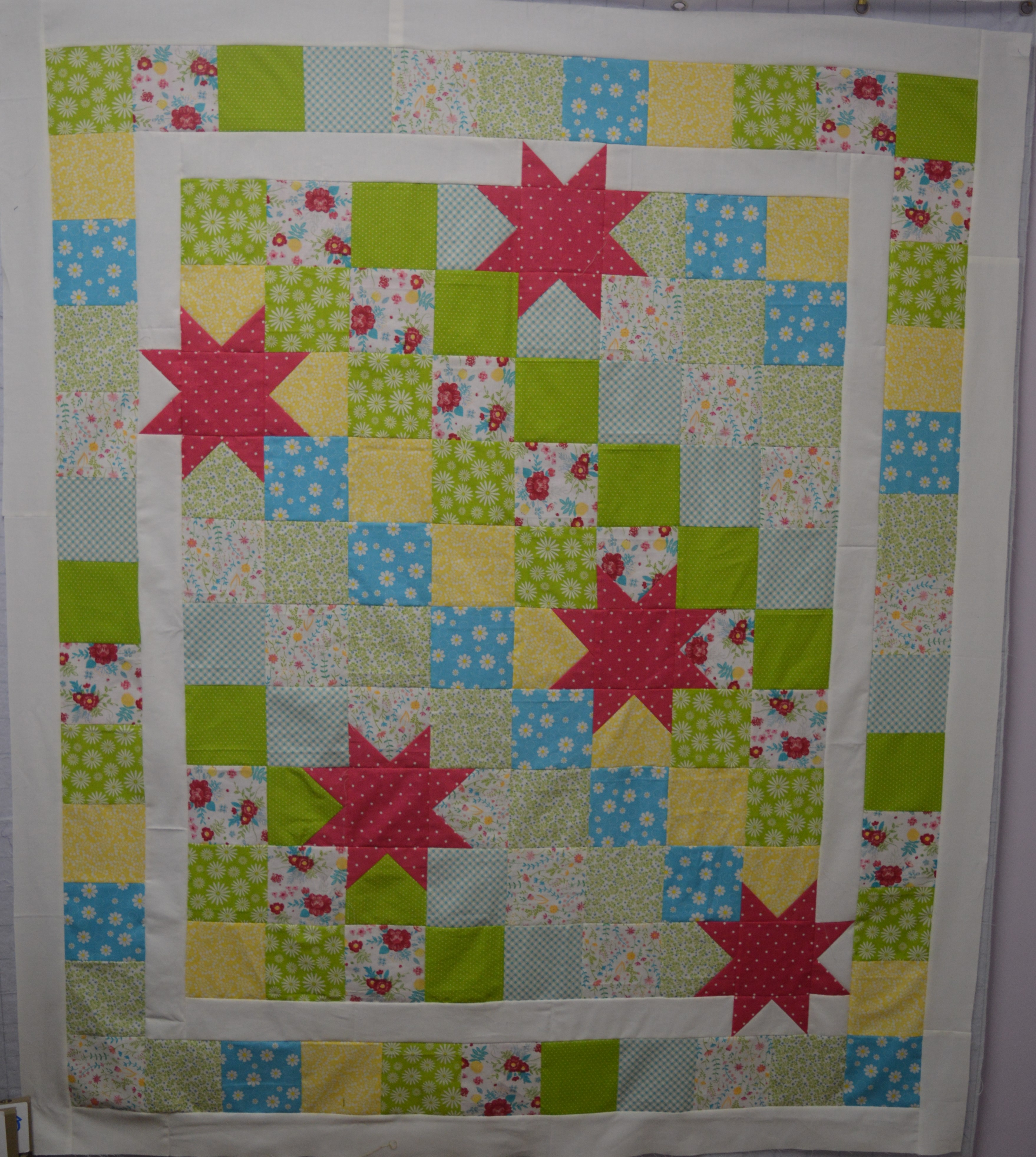 Quilts for Care-Leavers